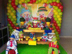 Festa Infantil Patati Patatá