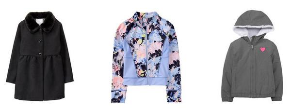 moda infantil - casacos
