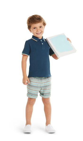 moda infantil para meninos