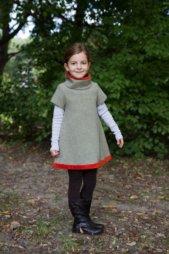 roupa infantil de inverno