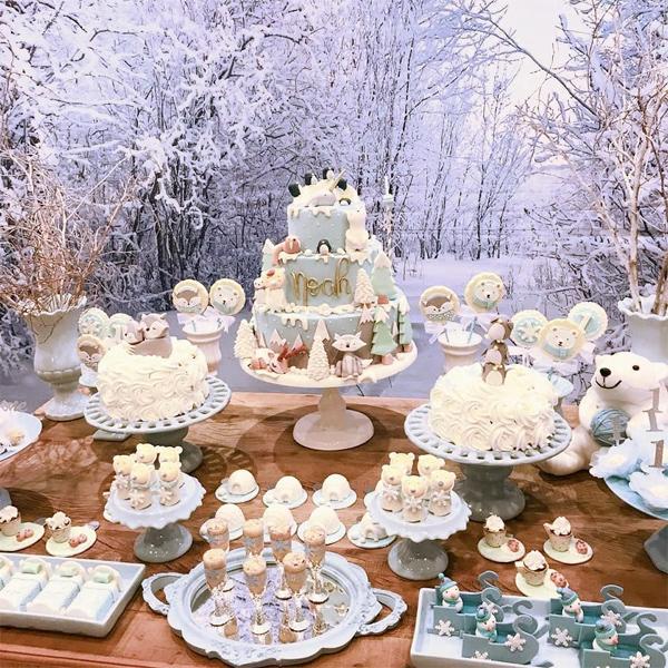 Ideias para festa da Frozen