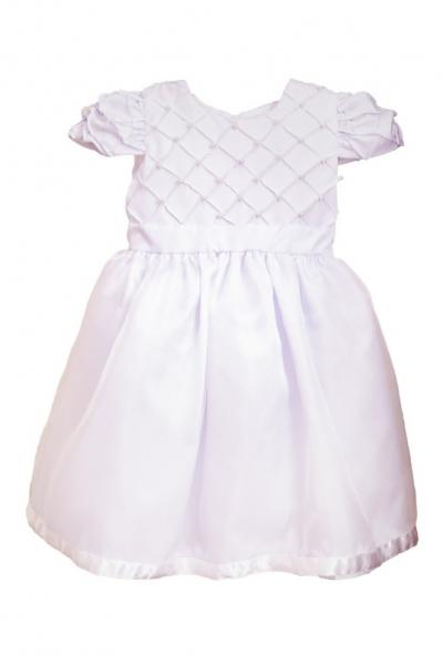 Vestidos de formatura infantil branco