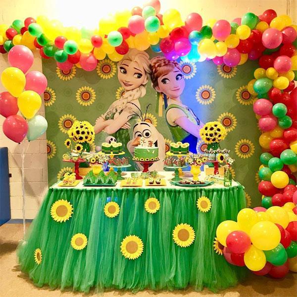 Temas de festas infantil feminina